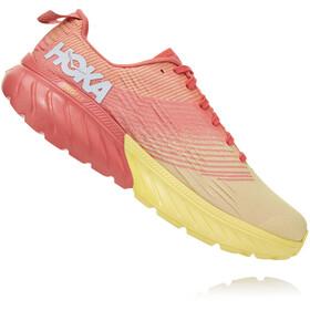 Hoka One One Mach 3 Zapatillas Mujer, lantana/limelight